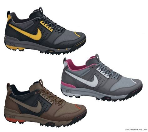 nike biking shoes nike acg air changste hiking shoe sneakernews