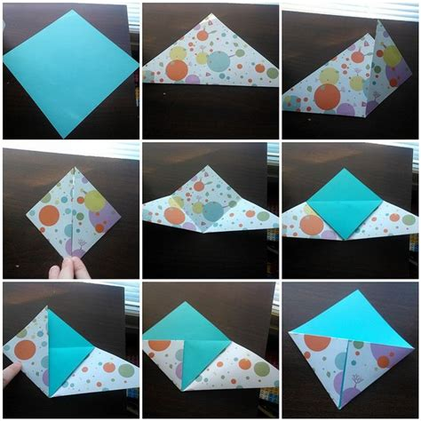 Bookmark Origami - origami bookmark origami bookmark origami and bookmarks