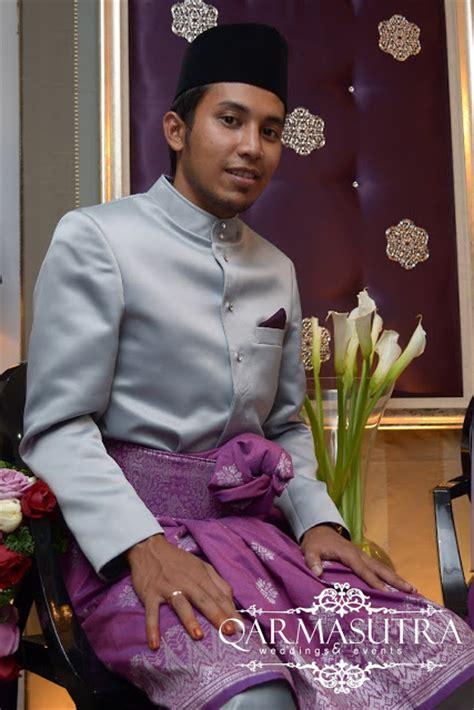 Material Kain Baju Nikah Lelaki wawa syaida baju melayu untuk pengantin lelaki