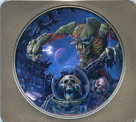 Cd Original Iron Maiden The Frontier iron maiden