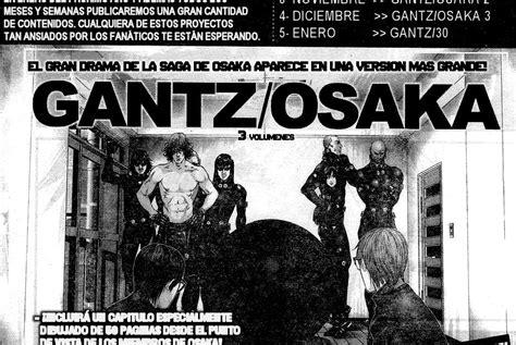 gantz osaka gantz second phase catastrophe gantz osaka y nueva