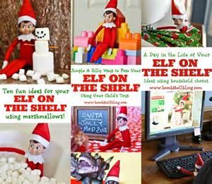 How To Make Miniature Christmas Trees - elf on the shelf ideas using toys