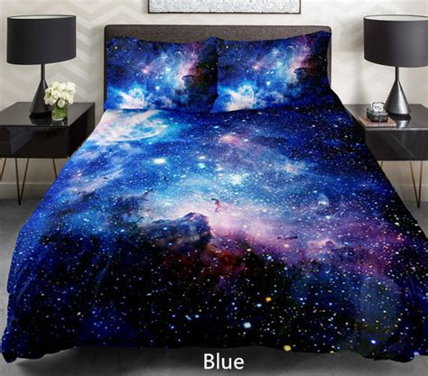 Galaxy Bedding Galaxy Duvet Cover Gb3 Galaxy Bedding Set