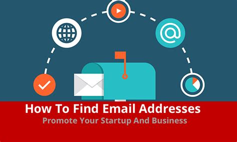 How To Search Email On How To Find Email Addresses Promote Your Startup And