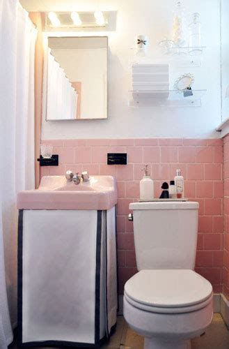 baby pink bathroom tiles bill house plans