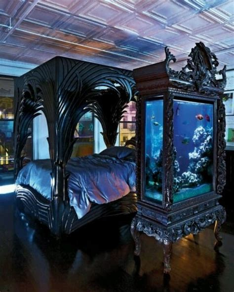gothic interiors mysterious gothic bedroom home design interior design