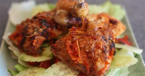 resep membuat nasi bakar gurih resep dan cara membuat ayam panggang dengan bumbu special