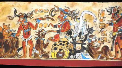 imagenes del universo segun los mayas mito de la creaci 243 n popol vuh youtube