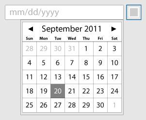 java swing date time picker datepicker ui control document