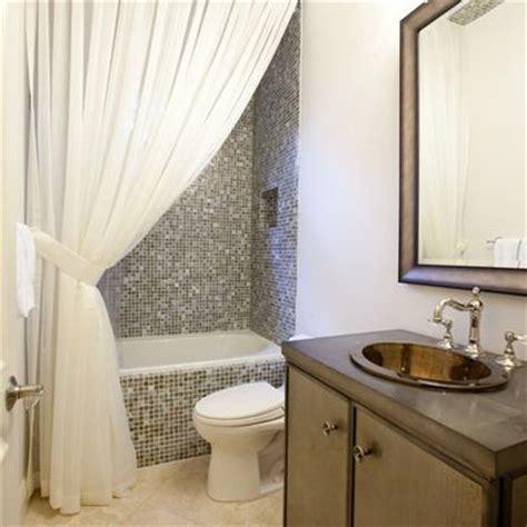 bathroom drapery ideas 28 images modish small bathroom best 25 tall shower curtains ideas on pinterest