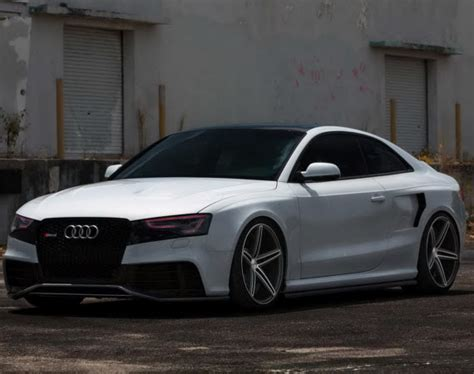 Audi A5 Tuning Parts a5 audi performance parts tuning guide