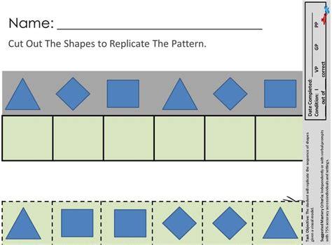 Aba Printable Materials