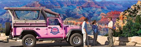 Jeep Tours Scottsdale Pink Jeep Tours Town Scottsdale