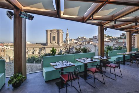 ristorante terrazza rinascente rinascente roma via tritone i ristoranti dove