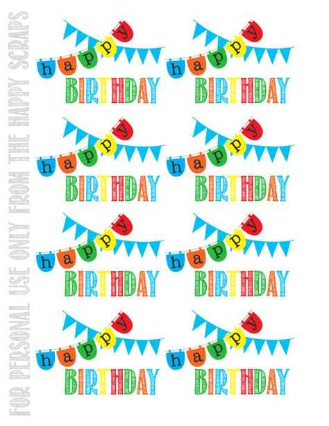 student birthday card template student birthday gifts with printable the happy scraps
