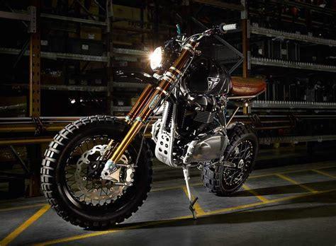 custom motocross bikes triumph scrambler custom dirt bike off road wheels