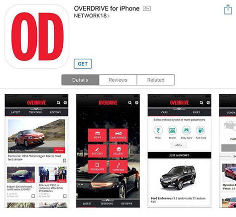 overdrive mobile app is now live on ios overdrive - Overdrive App Android
