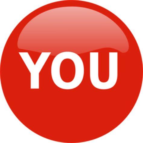 You Clipart you button clip at clker vector clip