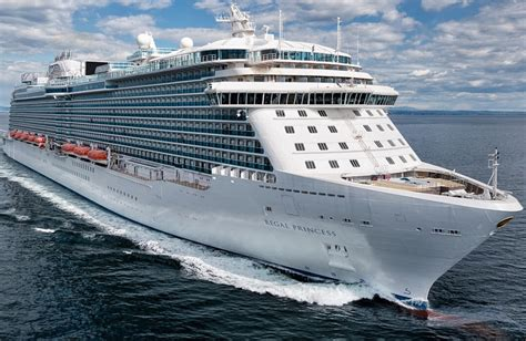 regal princess regal princess itinerary schedule current position
