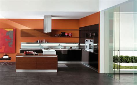 orange and white kitchen ideas decoraci 243 n de interiores con detalles en naranja