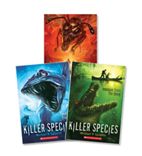 product : clearance: killer species grades 5–7