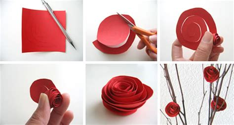 How To Make Construction Paper Roses - gift decorations decorations manufacturer