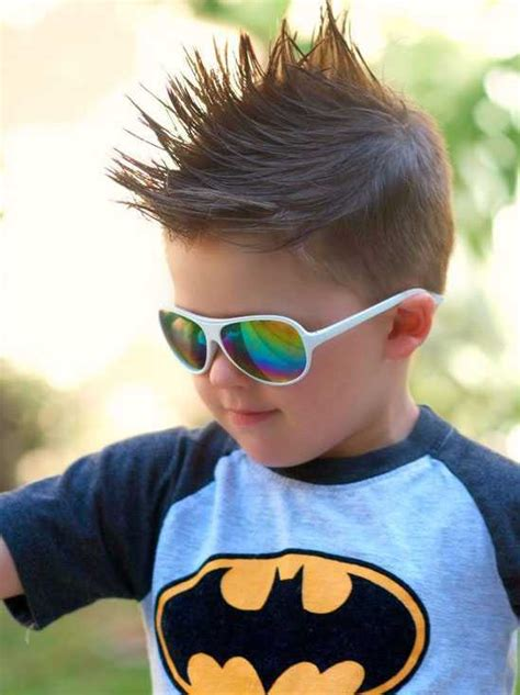 new age mohawk hairstyle popular 10 years old boys haircuts for 2017 2018