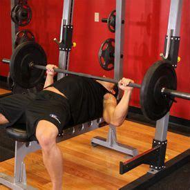 70 pound dumbbell bench press barbell bench press medium grip better me pinterest
