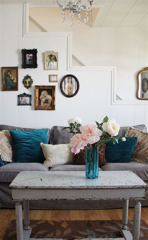 Eclectic Vintage Living Room by Discover And Save Creative Ideas