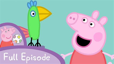 Polly George Does Birds by Peppa Pig Polly Parrot