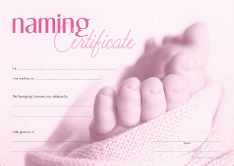 naming certificate template designer certificates