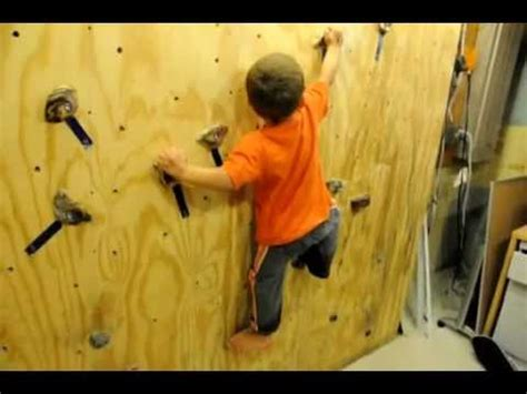 Cute Rock Climbing Toddler He Loves To Climb Youtube How To Stop Baby From Climbing Out Of Crib