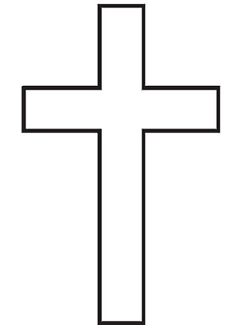 dibujos para colorear de la cruz cruz para colorear animadas imagui