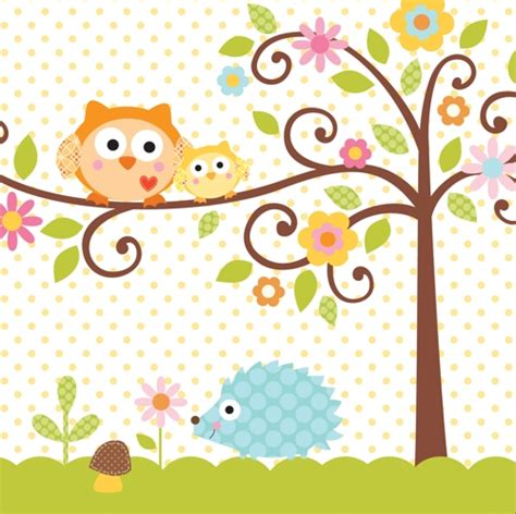 owl baby shower decoration owl baby shower lunch napkins