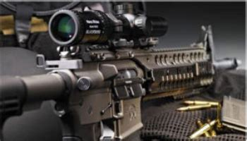 10 best rifle scopes for ar 15 (optics & reviews of 2018)
