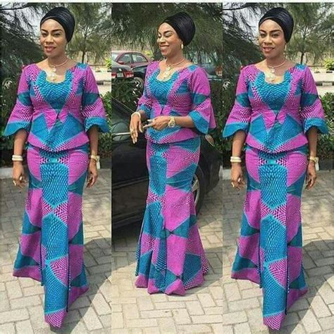 pictures ankara skirt and blouse hairstyle gallery beautiful skirt and blouse styles ankara styles for