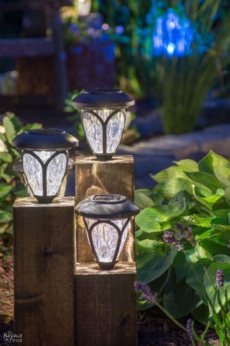 diy solar lights outdoor 25 best ideas about solar light crafts on