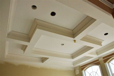 How To Build A Coffered Ceiling by How To Build Coffered Ceilings And Wall Paneling Part 1 Wallmark Custom Homes Vancouver