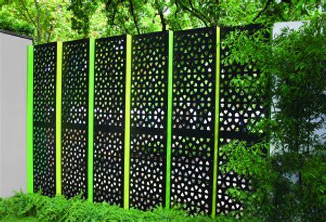 garten sichtschutz kunststoff metall trellis fence panels lowes design ideas about