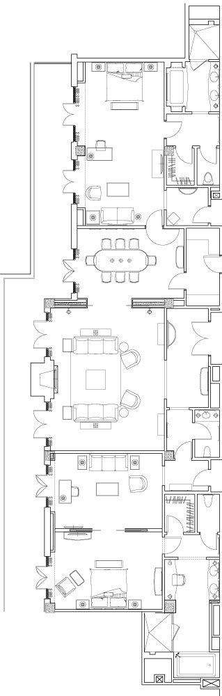 Beverly Hills Supper Club Floor Plan Beverly Presidential Suite Beverly Hills Suite Beverly
