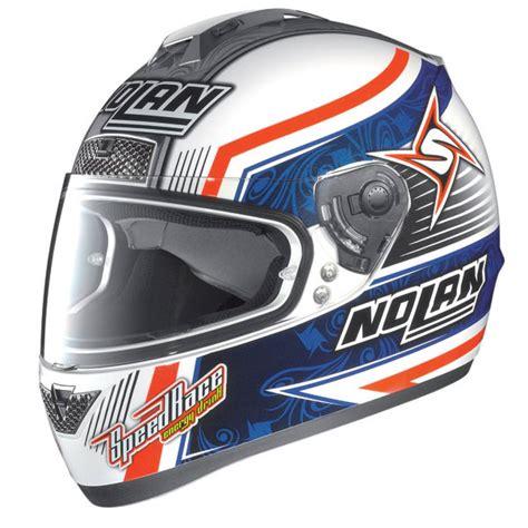 Helm Nolan Marco Melandri Nolan N63 Gemini Marco Melandri Chion Helmets