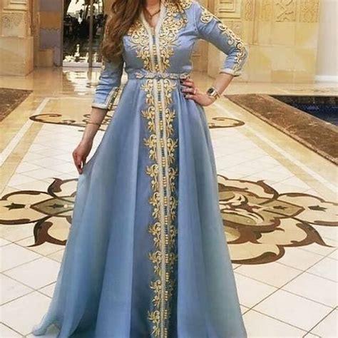 Robe Marocaine Mariage 2018 - caftan 2018 luxe simplicit 233 robes marocaines en vente