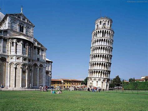 donde esta pisa visita la ciudad de la torre inclinada pisa