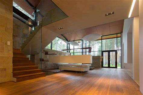 fotos de interiores de casas modernas casa de co con planos dise 241 o de fachada e interiores