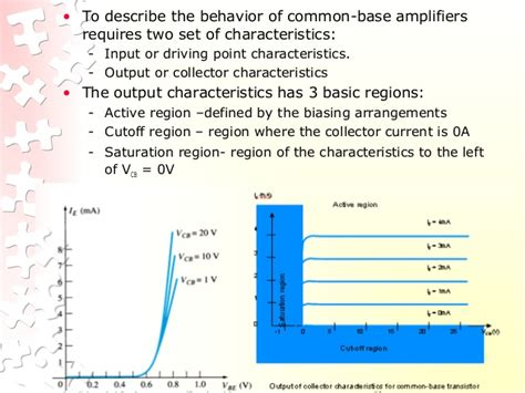 bjt transistor operating regions 3 bipolar junction transistor bjt