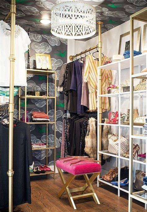 living in a walk in closet decor bedroom closets and how to create one for yourself