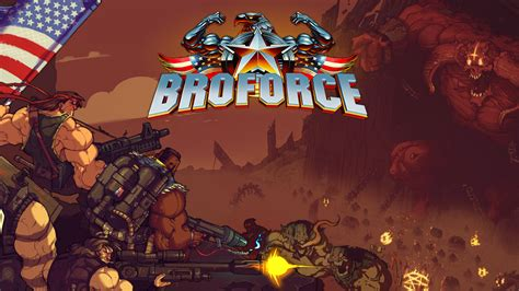 broforce gets full game release in march broforce game ps4 playstation