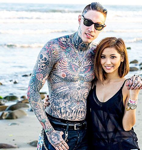 brenda song tattoo brenda song and trace cyrus back together exes hold