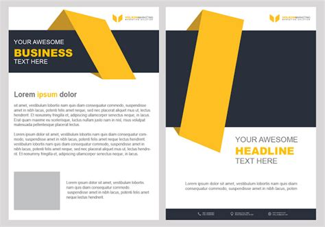 leaflet design psd creative brochure design psd template free downloads for