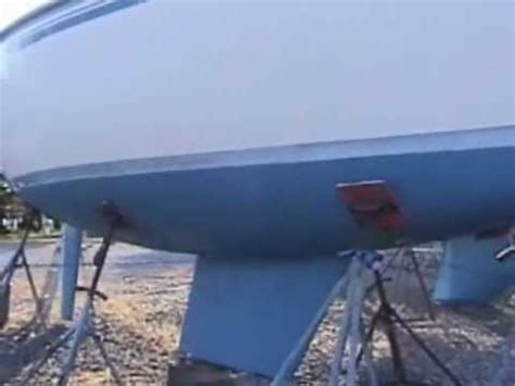 how remove boat bottom paint how to bottom paint your boat youtube